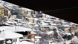Veliko Tarnovo the old capital of Bulgaria