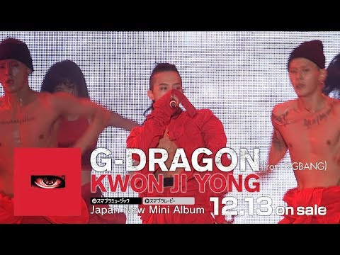 connectYoutube - G-DRAGON (from BIGBANG) - 'KWON JI YONG' JP Trailer