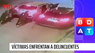 Reportajes BDAT: Víctimas de encerronas que enfrentan a delincuentes | Buenos días a todos
