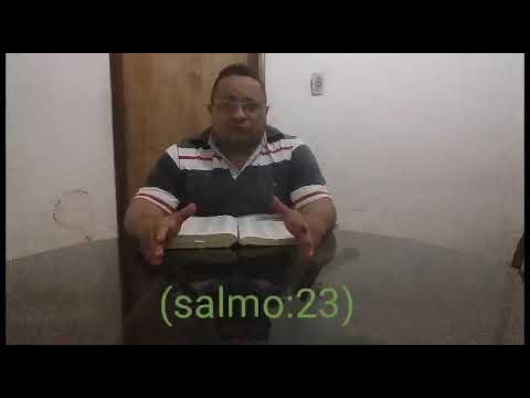 Pregação do salmo 23 reflita sobre essa palavra