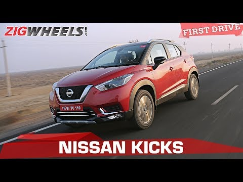 Nissan Kicks Review | A Premium Creta Rival? | ZigWheels.com