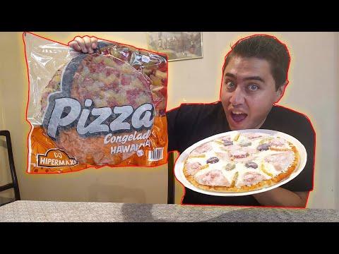 Probando PIZZAS CONGELADAS de SUPERMERCADO    ¿Valen la pena