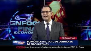 El voto de confianza de Fitch Ratings