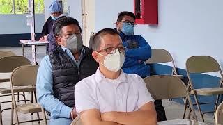 Piden donación de plasma para pacientes recuperados de covid en San Marcos