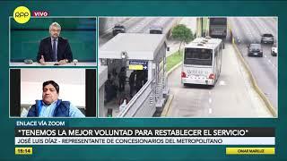 """Suspensión de alimentadoras: """"Esta situación fue comunicada a la municipalidad la semana pasada"""""""