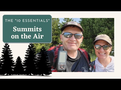 """Are these """"10 Essentials"""" in your SOTA pack?"""