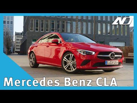 Mercedes-Benz CLA 2020 - Puro diseño y tecnología alemana - Primer vistazo desde Munich