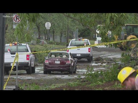 EF1 tornado confirmed in South Fulton as cleanup begins