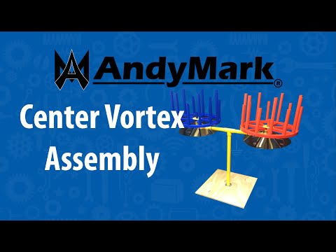 Center Vortex Assembly