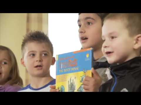 Kinderbibliothekspreis 2013: Stadtbibliothek Schwandorf