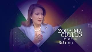 Este martes en OjaláMatutino contamos con la participación de Zoraima Cuello, viceministra