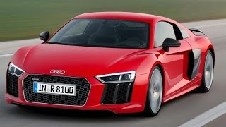 2016 Audi R8: All new, all speed (video)