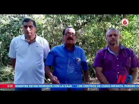 Célimo Guido: No participaremos en elecciones como Rescate Nacional