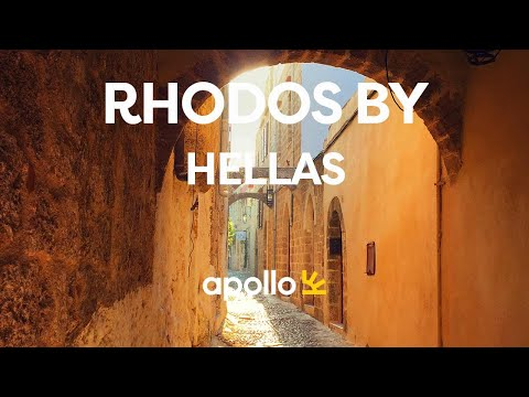 Apollos Rhodos by, Rhodos