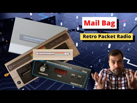 Mailbag #3 Commodores, Packet Radio, SFD-1001