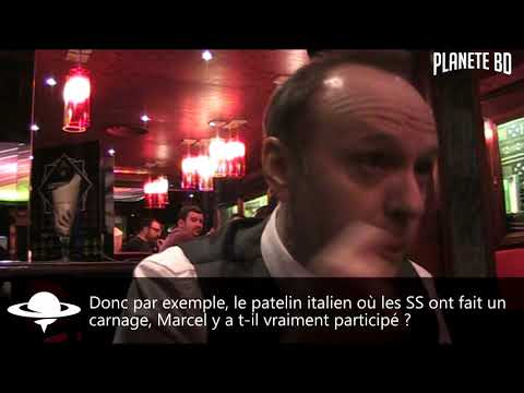 Vidéo de Xavier Mauduit