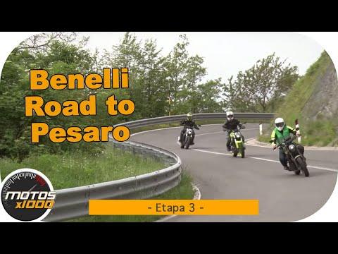 Benelli Road To Pesaro - Etapa 3- | Motosx1000