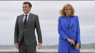 Emmanuel et Brigitte Macron: pourquoi le couple présidentiel a particulièrement...