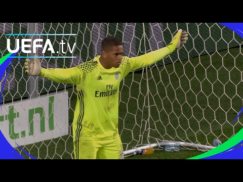 Highlights: PSV v Benfica