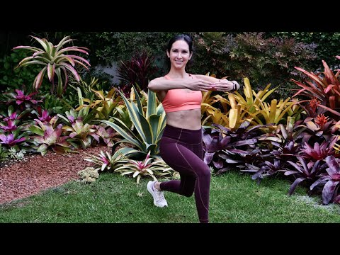 30 min No Equipment Barre Inspired Fat Loss Workout
