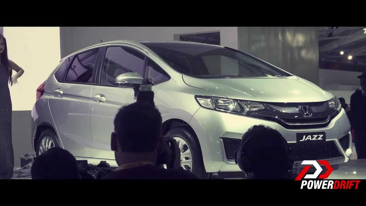 Honda Jazz : First Look : PowerDrift