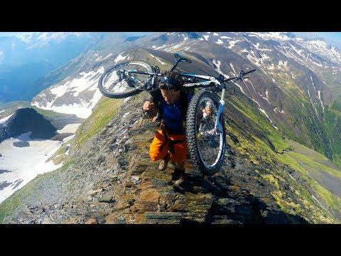 Razor Ridge Extreme Freeride MTB | Alexis Righetti