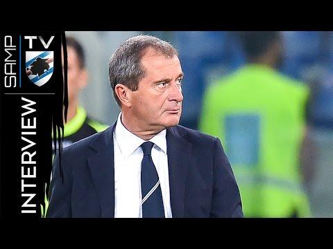 Roma-Sampdoria, Osti: «L'arbitro verrà giudicato nelle sedi opportune»