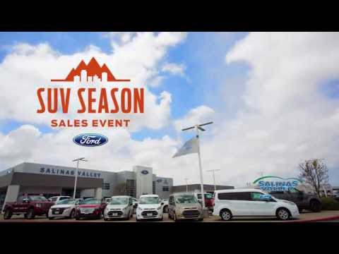 "Salinas Valley Ford - ""SUV Season Sales Event"""