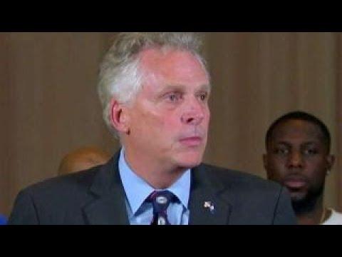 VA Governor to white supremacists: Go home