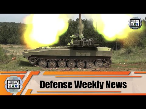 Defense security news TV weekly navy army air forces industry military equipment May 2020 Episode 4