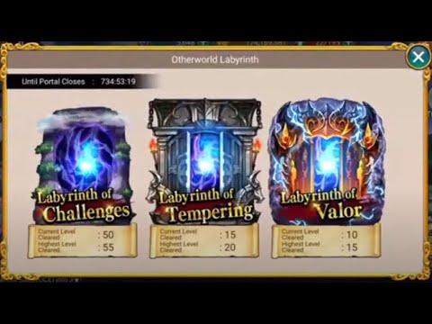 Saint Seiya Cosmo Fantasy (ANDROID/iOS) Labyrinths: Últimas Batallas / Last Battles [BITeLog 0054.6]