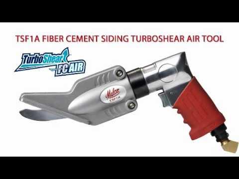 Malco Fiber Cement Siding TurboShears