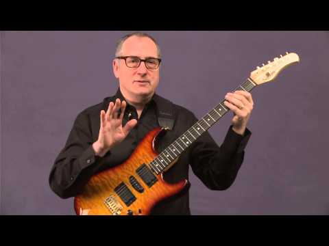 Jazz Guitar Lessons with Chuck Loeb: Outtake Reel