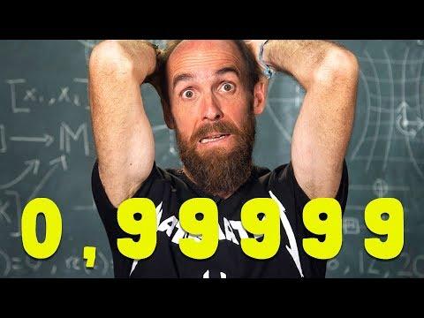 ¿Es 0'9999999… igual a 1?