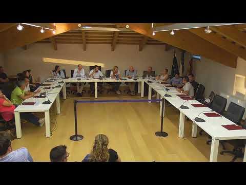 Consiglio Comunale Comune di Porto Viro del 16/09/2019