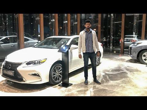 Lexus India Dealership Experience - Delhi Day 1 | Faisal Khan