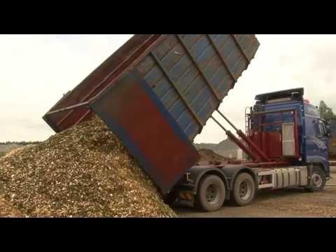 Bioenergi - från skog till flis