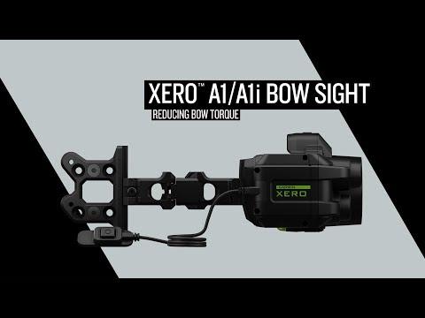 Xero™ A1/A1i Bow Sight: Reducing Bow Torque