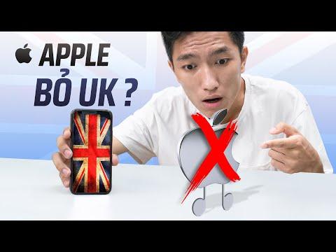 Bị kiện đòi 7 tỷ USD, Apple dọa bỏ luôn thị trường UK?! Harry Kane sắp dùng iPhone xách tay Ý ư 😅