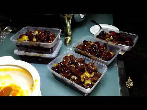 هذا الصباح- مبادرة إندونيسية لتوزيع طعام الأفراح على المحتاجين