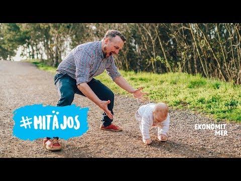 #mitäjos isät pitäisivät enemmän perhevapaita?