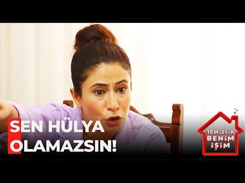 Hülya, Elsin'e Ateş PÜSKÜRDÜ! - Temizlik Benim İşim 198. Bölüm