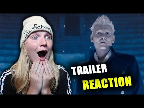 Fantastic Beasts: The Crimes of Grindelwald - Official Comic-Con Trailer REACTION / DISCUSSION