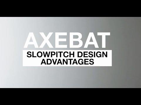 Axe Slow Pitch Softball Bat Handle Design