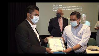 Comtech y Salud Integral son condecorados como parte del programa nacional de cultura