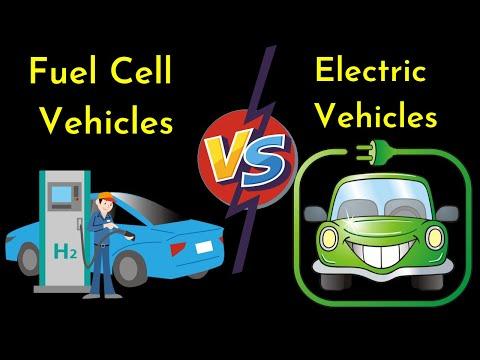 Fuel Cell Vehicles VS Electric Vehicles Comparison