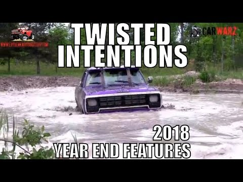TWISTED INTENTIONS DODGE MEGA TRUCK FEATURE 2018