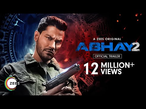 Abhay 2 Official Trailer | The Game Begins! | Premieres 14th August 2020 On ZEE5