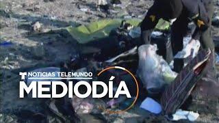 Noticias Telemundo Mediodía, 9 de enero 2020 | Noticias Telemundo