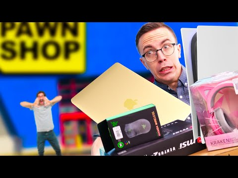 I got scammed at a PAWN SHOP!